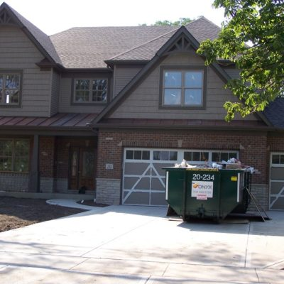 Photo of an Architectural Shingles roof installed by Tilden Roofing in Elmhurst
